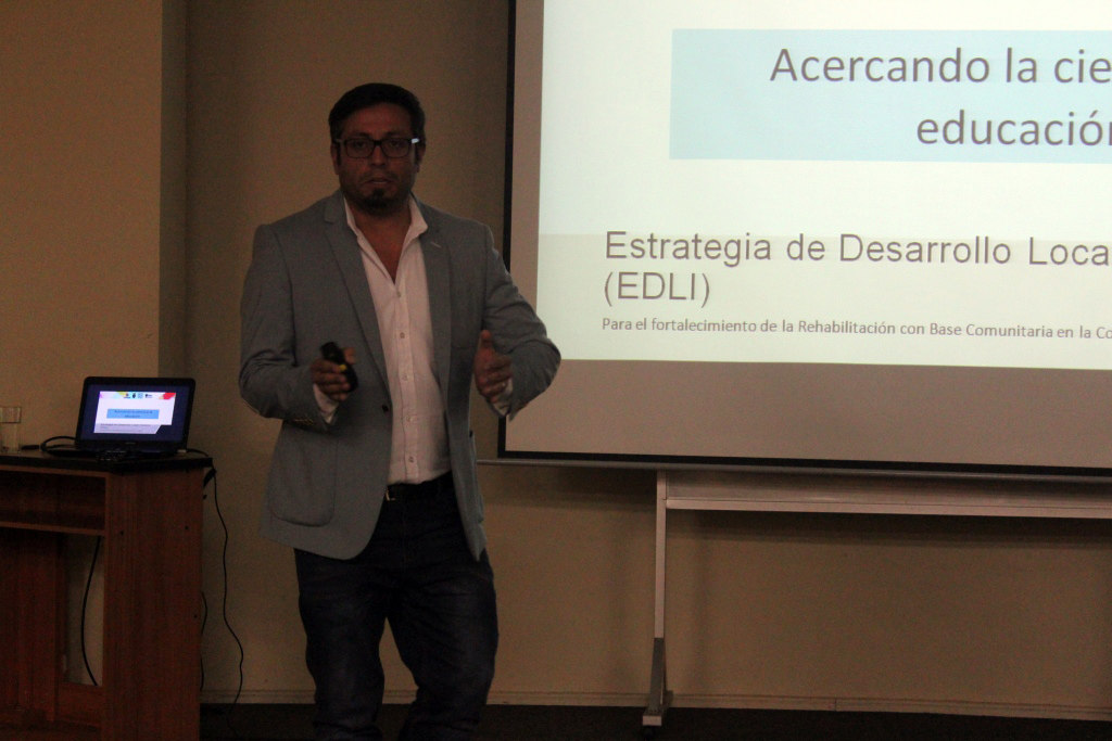 Seminario abordó diferentes perspectivas de la discapacidad y la inclusión